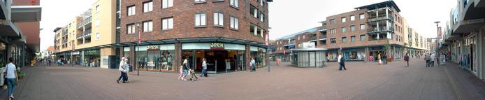Het Winkelhart in Etten-Leur. Het biedt vastgoedbeheerder Wereldhave de nodige zorgen.