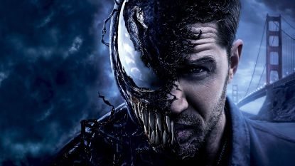 Nieuwe film 'Venom' nu al trilogie-materiaal, Tom Hardy ziet het zitten