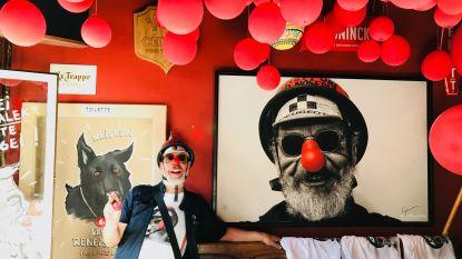 Café Soleil voor één dag café De Rode Neus: 'Reneisken' start verkoop T-shirts voor Rode Neuzen Dag