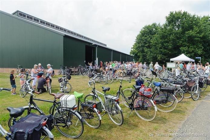 Met de fiets naar de boer, het kan op 16 augustus in Rijssen.