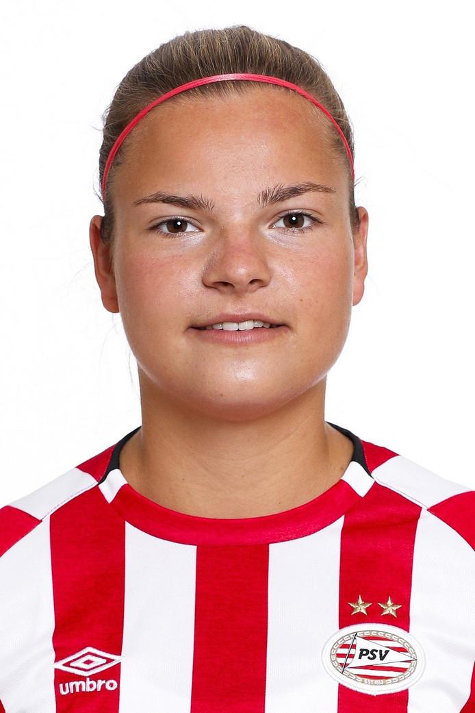 Kayleigh van Dooren.