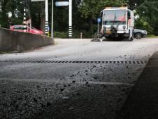 Weg van Enschede naar Losser bezaaid met kiezelstenen