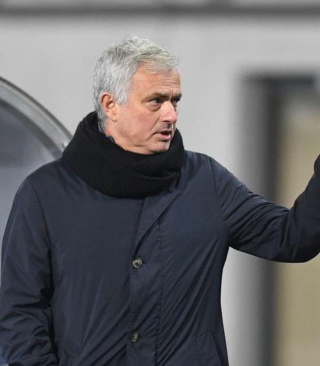 Mourinho kraakt Europa League: 'Groepsduels niet motiverend voor mijn spelers'