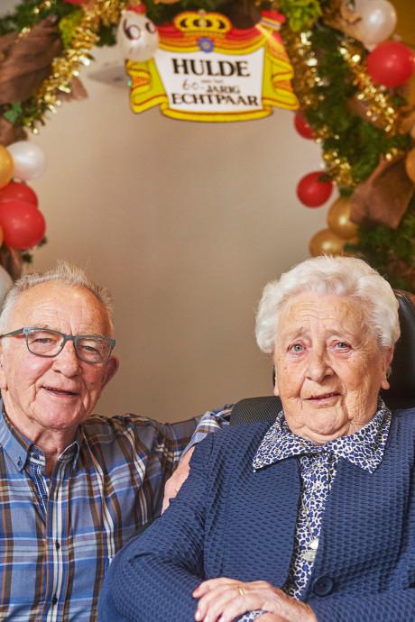 Willie (83) en Betsie (85) uit Oss genieten met volle teugen van het leven