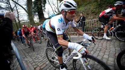 KOERS KORT (25/11). Valverde volgend jaar in Dwars door Vlaanderen - Zesdaagse Rotterdam voortaan in november