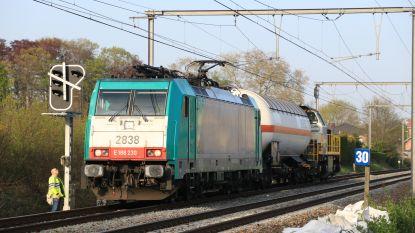 Defecte goederentrein zorgt voor verstoord treinverkeer tussen Antwerpen en Gent