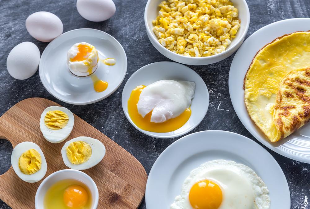 Een eitje koken kan veel sneller.