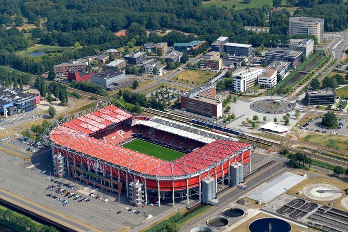 Een leeg stadion is een rampscenario voor FC Twente.