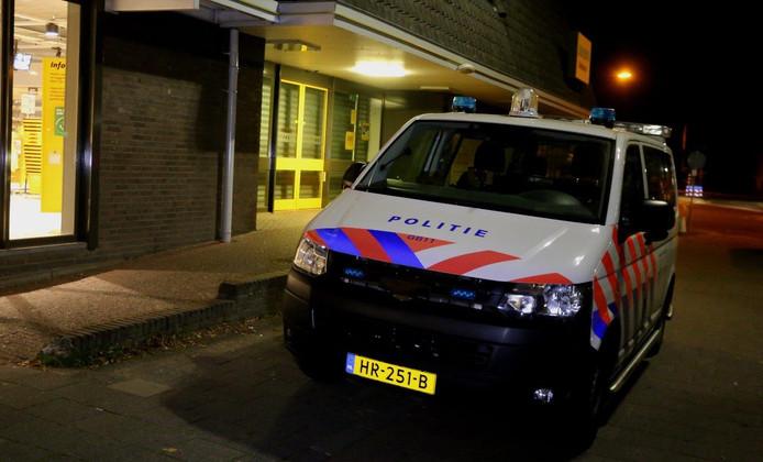 Overval op Jumbo in Oisterwijk