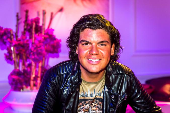 Stylist Roy Donders tijdens de RTL seizoenspresentatie 2014/2015. ANP KIPPA LEX VAN LIESHOUT