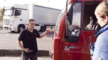 Deze chauffeur krijgt morgen een monsterboete van 5.500 euro in 'Alloo bij de Wegpolitie'