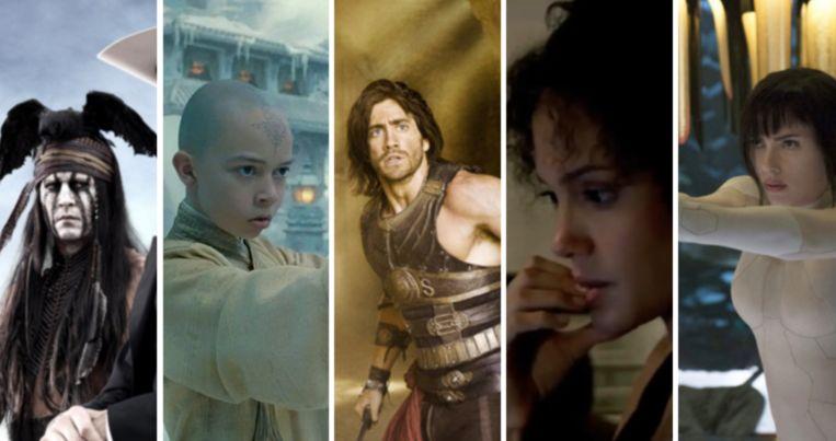 Deze films kregen veel kritiek.