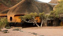 De natuur als inspiratie: dit huis is gebaseerd op weversnest en gaat op in de natuur