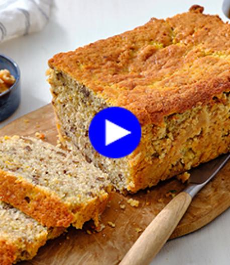 Avec ces ingrédients, votre pain à la banane sera plus moelleux et nourrissant que jamais