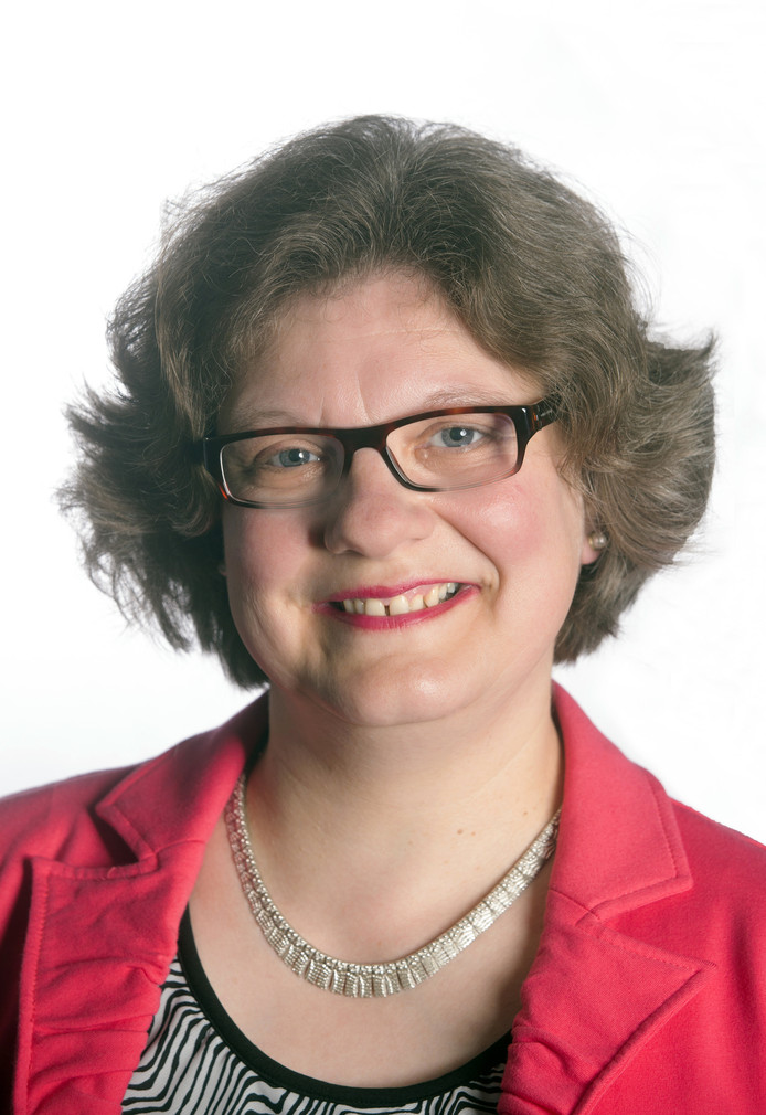 Jolanda de Heer is ook de komende vier jaar wethouder in Rhenen.