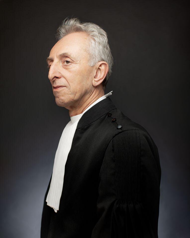 Frank Wieland. Beeld Malou van Breevoort