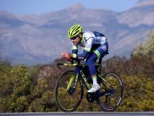 Minnaard komt in tweede etappe Ronde van Burgos als 67ste binnen