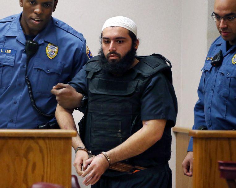 Ahmad Khan Rahimi is veroordeeld tot een levenslange gevangenisstraf voor de bomaanslagen in New York en New Jersey.