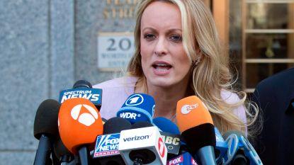 Zaak van pornoster tegen advocaat Trump drie maanden opgeschort