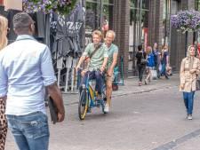 Fietsersbond: 'Waak voor grotere voetgangersgebieden in Zwolle'