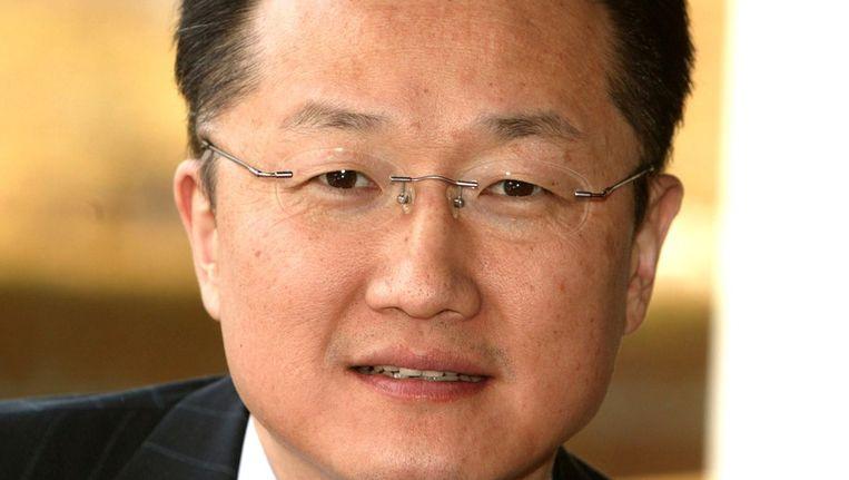 Jim Yong Kim. Beeld afp