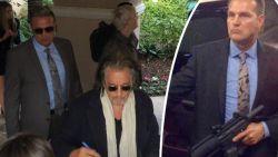 "Luikse Alain Lambert is bodyguard van Al Pacino: ""Ik volg hem tot in het kleinste kamertje"""
