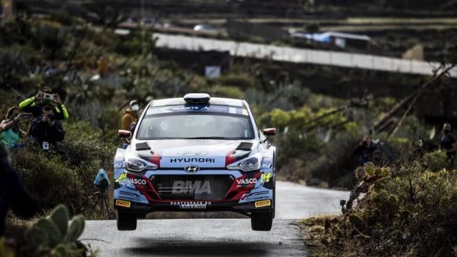 "Grégoire Munster vicekampioen juniors in EK Rally: ""Niet het verhoopte resultaat"""