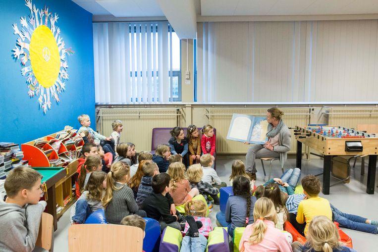 De buitenschoolse kinderopvang 'De Bengeltjes' in Stad Beringen.