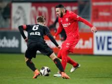 Jong FC Utrecht verliest bij Twente, maar houdt de schade beperkt