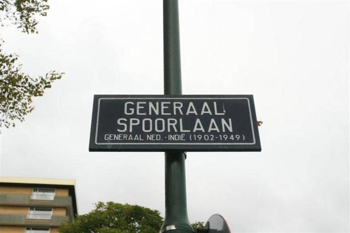 Generaal Spoorlaan in Rijswijk