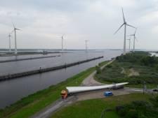 Vliegbasis vecht tegen windmolens Halsteren