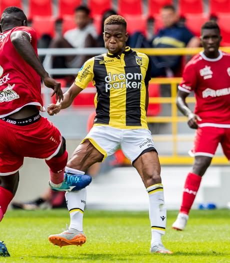 Gelijkspel Vitesse in besloten duel met Royal Antwerp FC