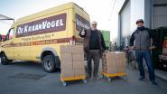 De Kraanvogel schenkt koffie aan voedseldistributieplatform Foodsavers