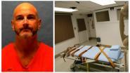Moordenaar heeft laatste woorden voor families slachtoffers die toekijken bij executie, maar die houden zich niet in