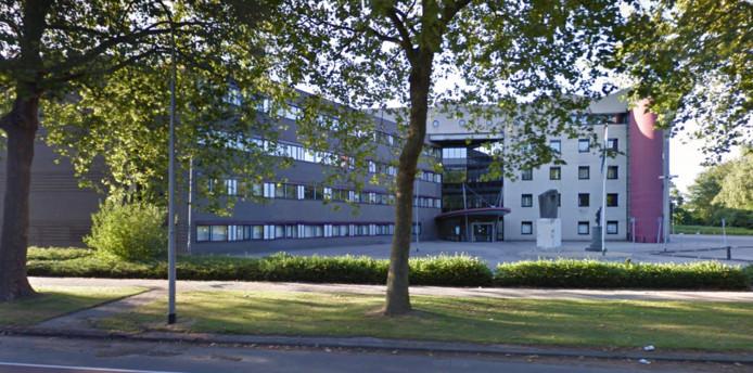 Het Belastingkantoor aan de Cobbenhagenlaan in Tilburg.