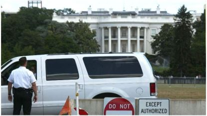 Witte Huis en Capitool even in lockdown