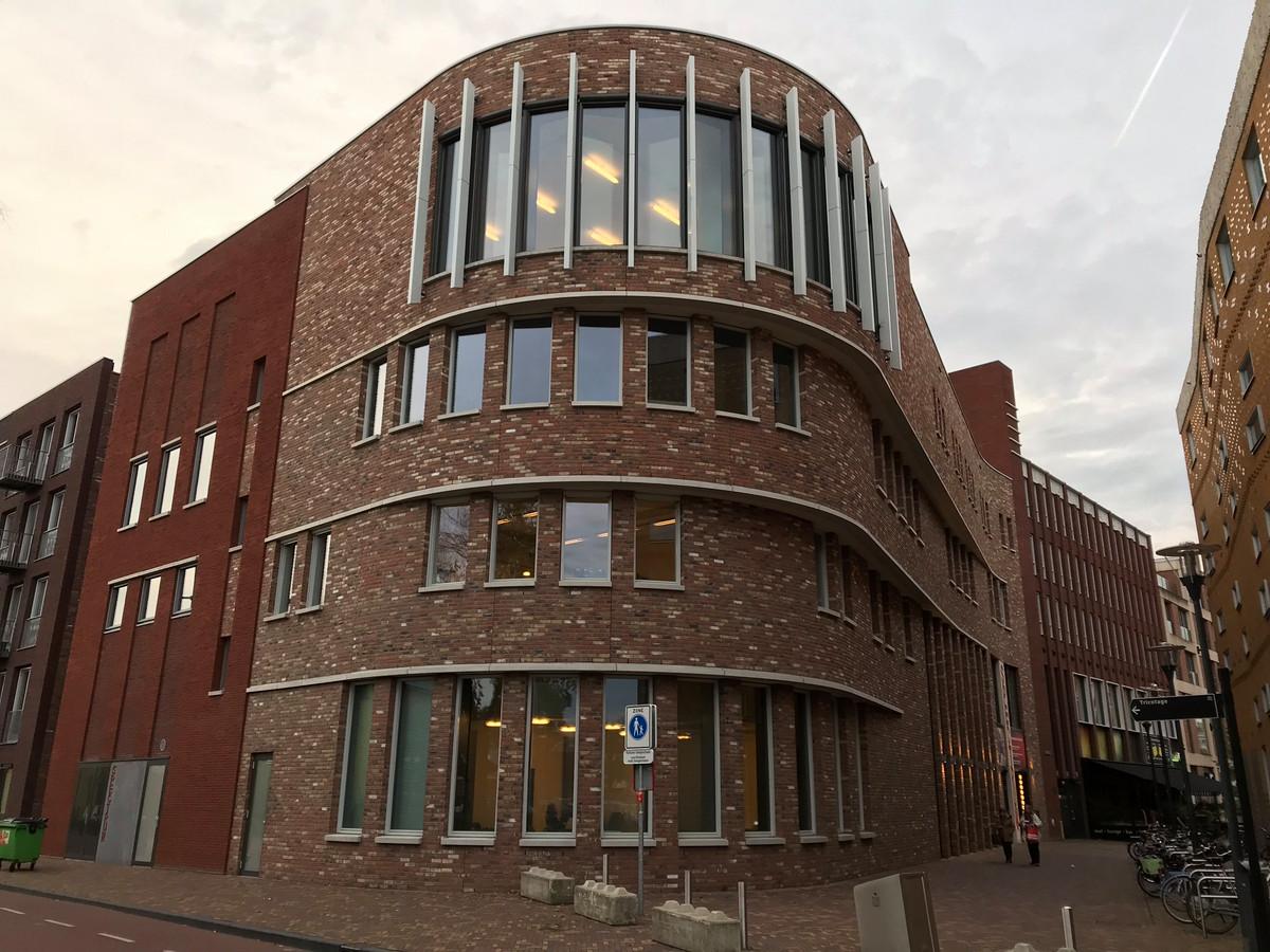 Cultuurcentrum Spectrum is per direct gesloten vanwege mogelijk instortingsgevaar.