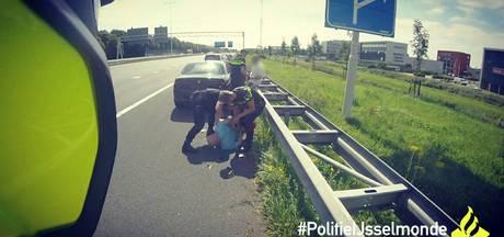 Mishandeling tijdens verkeersruzie Breda leidt tot aanhouding in Barendrecht