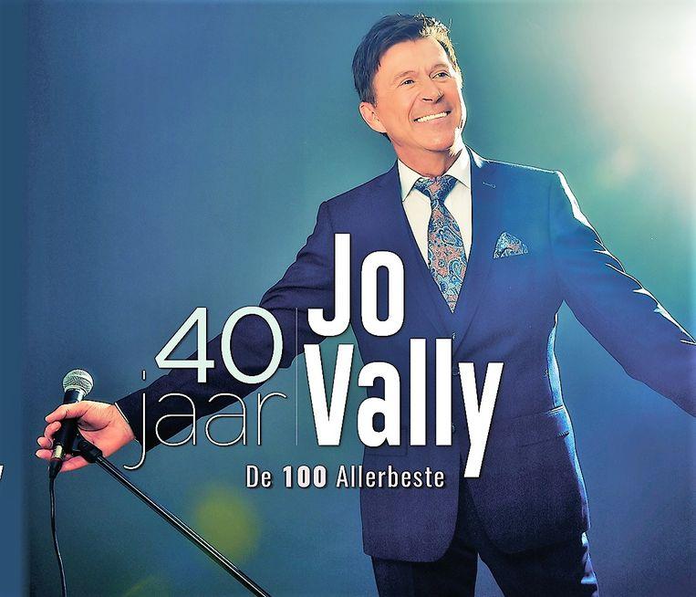 Jo Vally komt naar de woensdagmarkt.