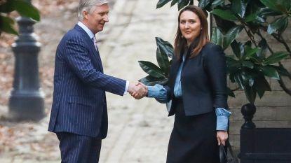 Gwendolyn Rutten als laatste voorzitter bij de koning: wie volgt Koen Geens op?