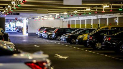 Sensoren tonen waar je kan parkeren