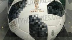 Gelekt: de officiële bal van het WK in Rusland (en ook die gaat retro)