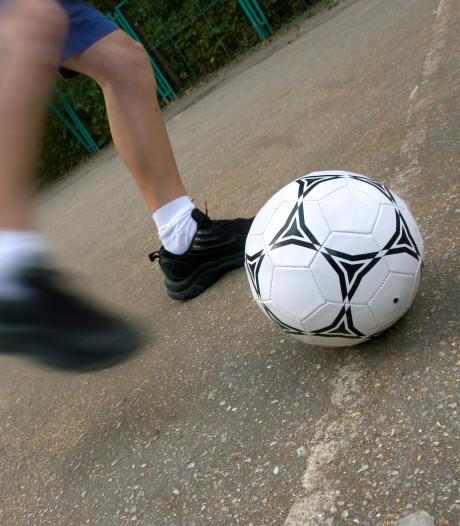 Straatvoetbal Mill afgelast vanwege hitte