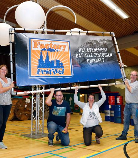 Factory Festival in Sas blijft doorgroeien