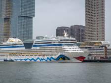 Nog meer Aida-schepen komen naar Rotterdam