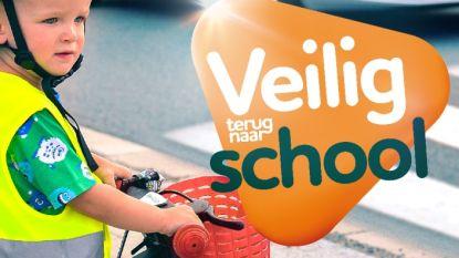 Jong CD&V lanceert affichecampagne 'Veilig Schoolbegin'
