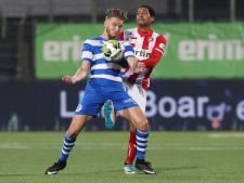 Norichio Nieveld blijft bij FC Oss