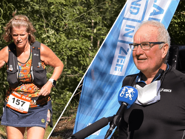 Halve marathon XL in Renesse: anders dan anders, maar iedereen geniet