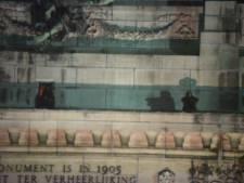 L'homme qui est monté sur les arcades du Cinquantenaire admis en psychiatrie