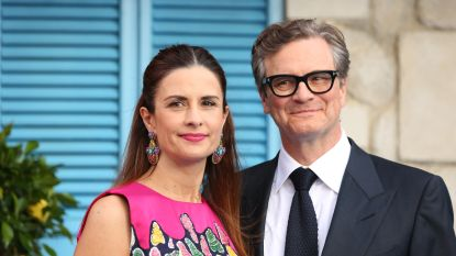 Colin Firth en vrouw na 22 jaar uit elkaar